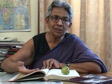 Inspiring Indian woman: Vina Mazumdar