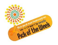 Women's Web Pick Of The Week