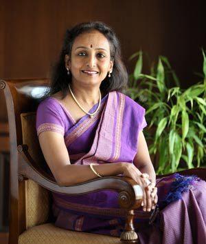 Inspiring Indian woman: Renuka Ramnath