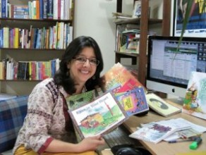 Interview with Anita Roy of Young Zubaan