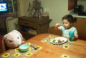 how to make kids eat