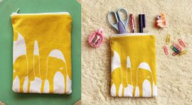 LOD yellow pouch