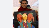 Durga Bai Gond Artist
