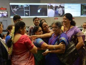 women at ISRO