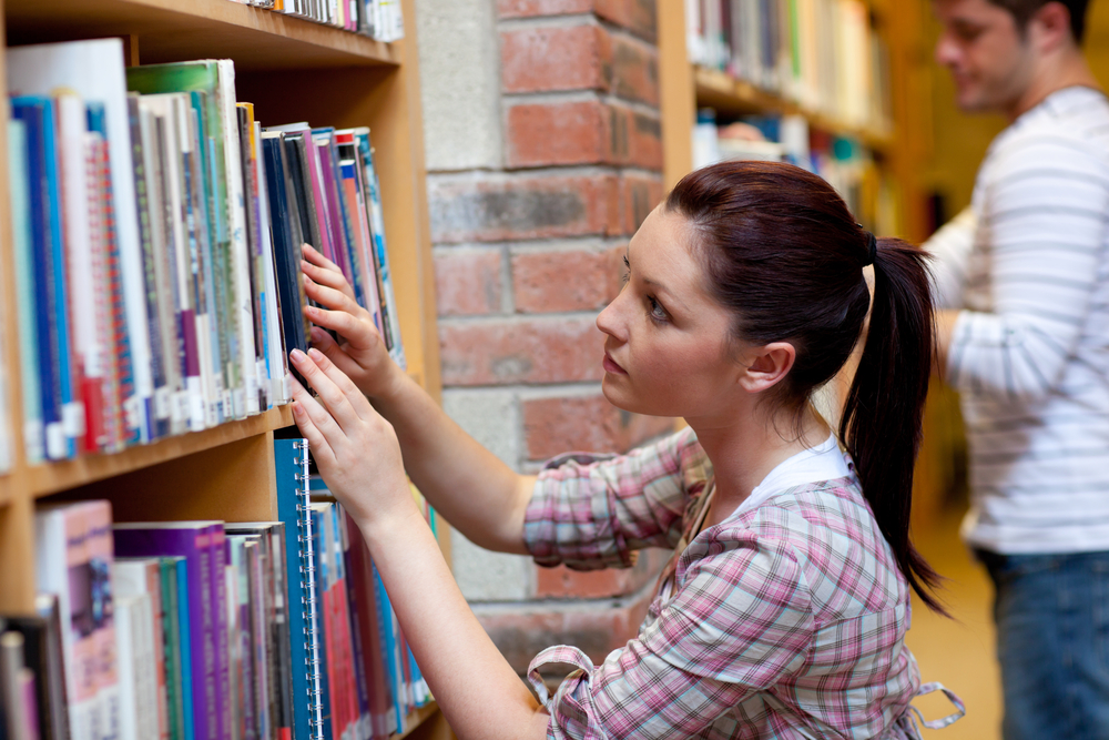Why Are Books By Women Authors So Often Relegated To The 'Second Shelf'?