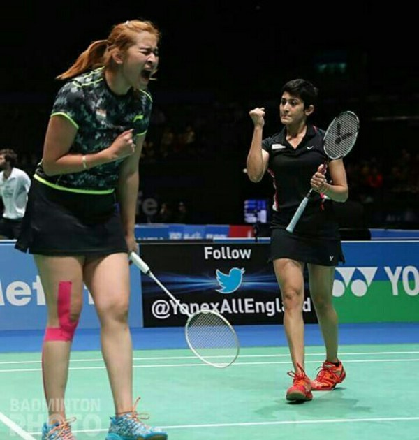 Jwala and Ashwini
