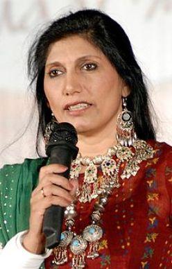Fouzia Saeed