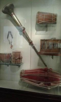 Albert Museum - humble displays brimming with pride