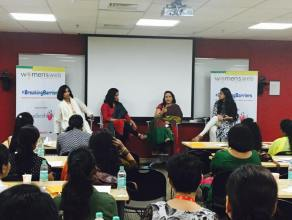 breakingbarriers Bangalore event