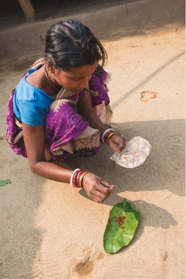 bhumij-woman