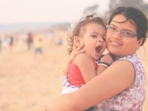 happy mother pledge