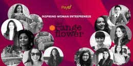 winners and finalists Inspiring women entrepreneur Orange Flower Award 2017