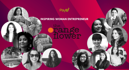 winners and finalists Inspiring women entrepreneur Orange Flower Award 2017