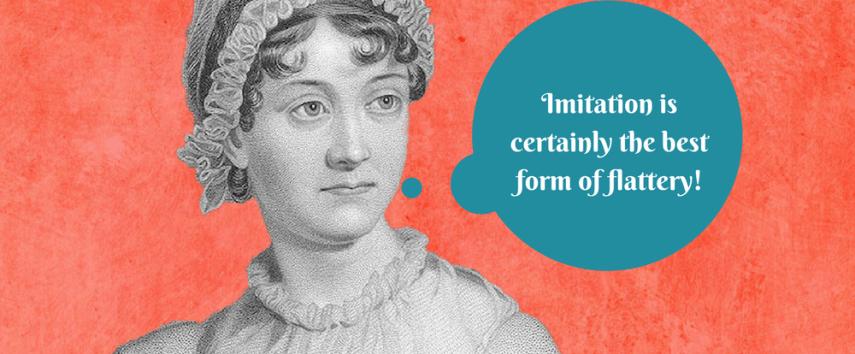 spinoffs of Jane Austen's books