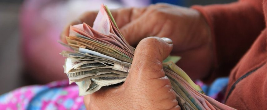 misconceptions about handling money