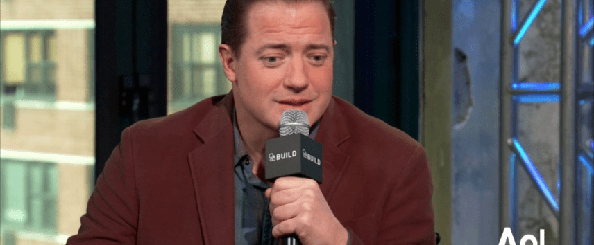 Brendan fraser sexual harassment