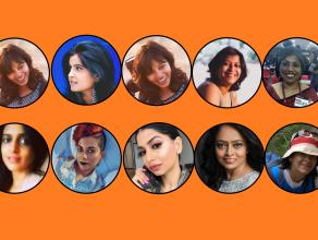 Indian women photo bloggers