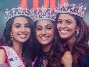 Miss Indian 2018 Anukreethy Vas