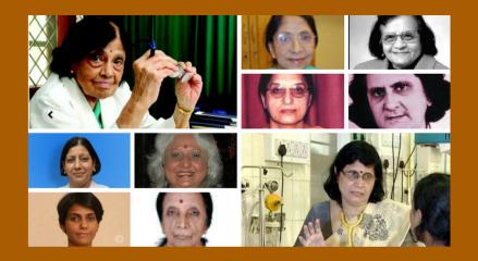 women doctors in India