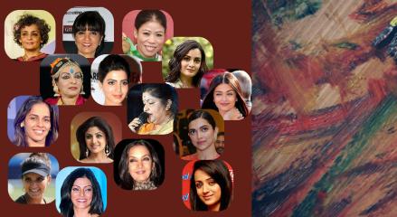 Indian women celebrities