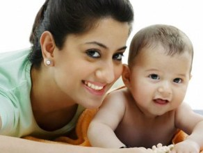 breastfeeding a second child