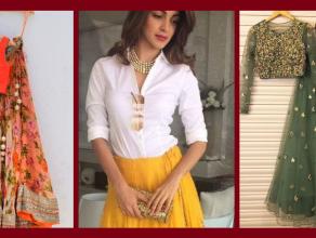 reuse wedding saree