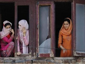 women of Kashmir
