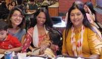 Laxmi Agarwal a mom
