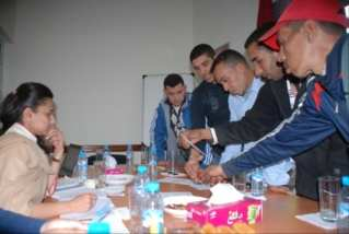 Focus group about microinsurance in Morocco