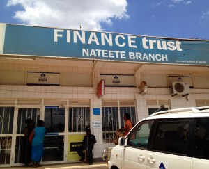 Nateete Branch, Finance Trust Bank