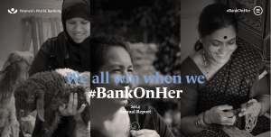 Women's World Banking Annual Report 2015