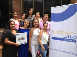 Focus group of Mujeres en el Liderazgo clients