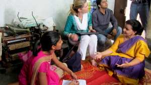 Women's World Banking conducting research in India