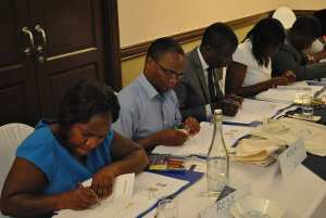NBS Leaders at a Women's World Banking-led training