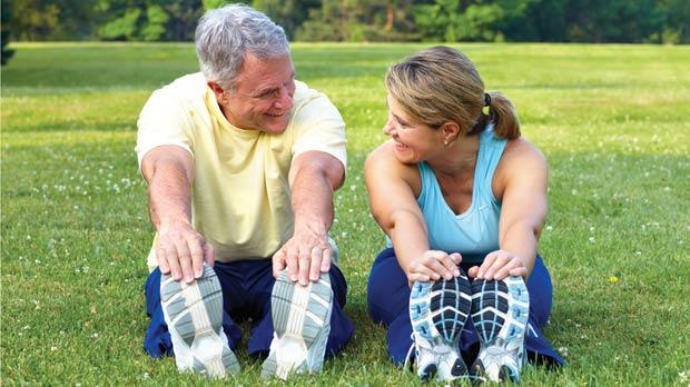 How Important Is 'Being Fit' In Your 40's