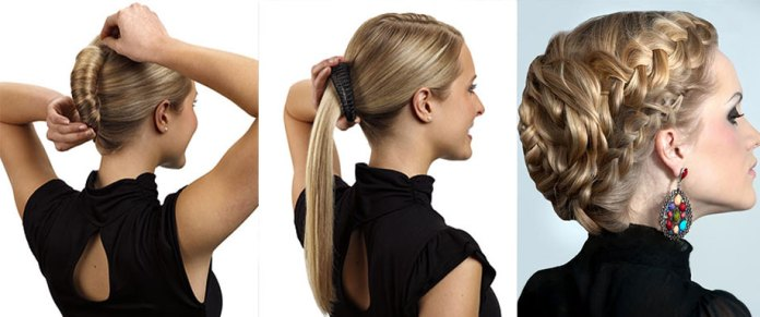 5-minute hair styles for working women