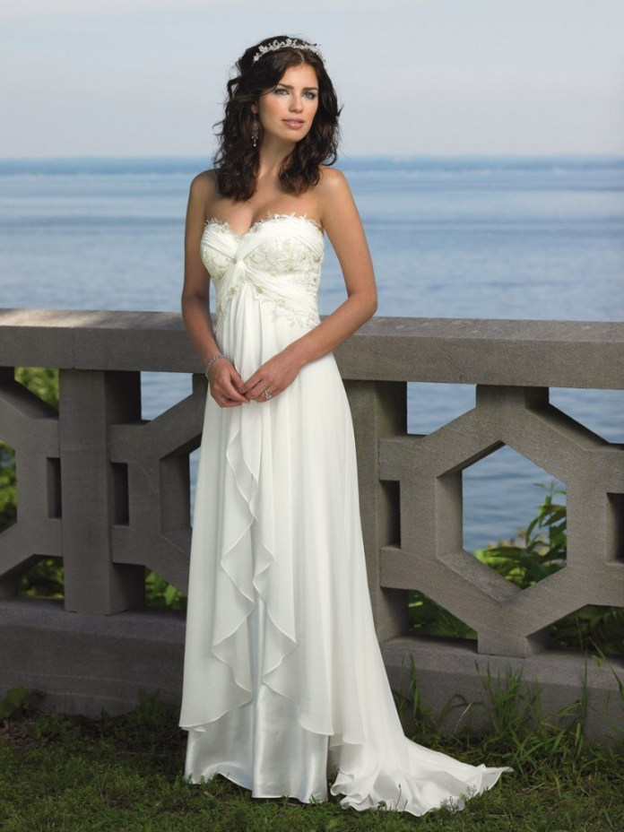 Smart tips for choosing your wedding dress