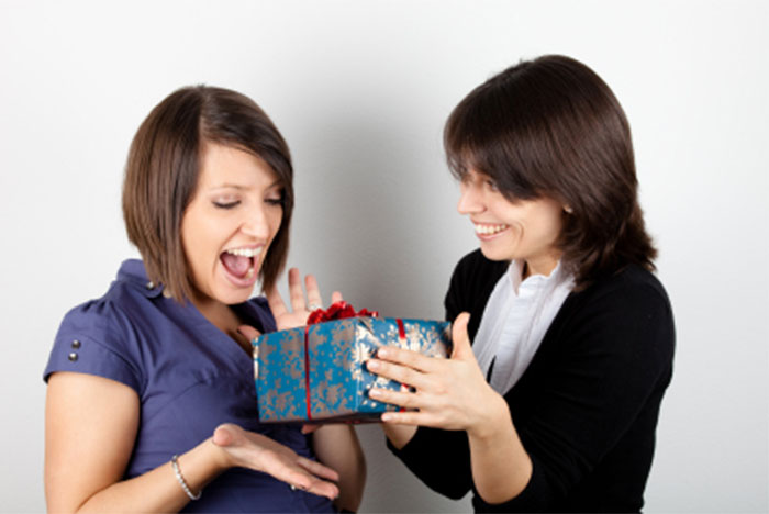 Is gifting in office ethically correct?