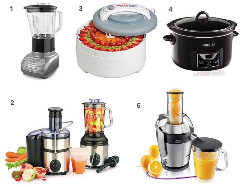 Top 5 must have kitchen gadgets!