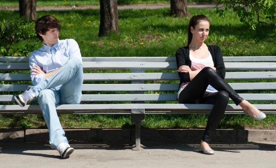 Dating after a tragic break-up