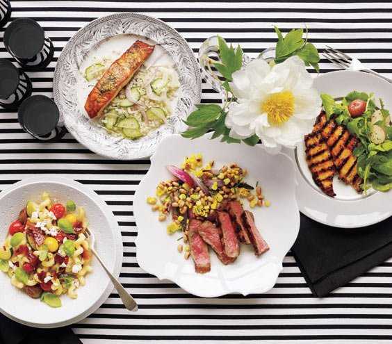 Tips for deciding perfect party menu