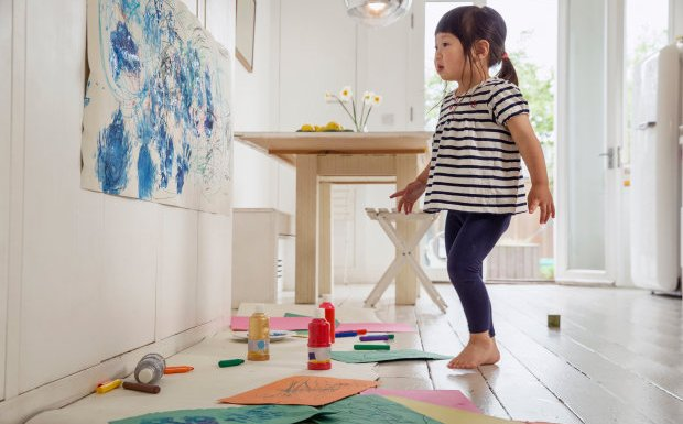 - How to keep your toddler busy
