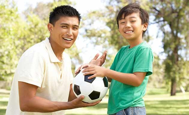 5 Ways to Teach Your Child to be a Good Sport