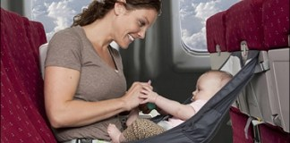 9 Tips to travel by air with your baby