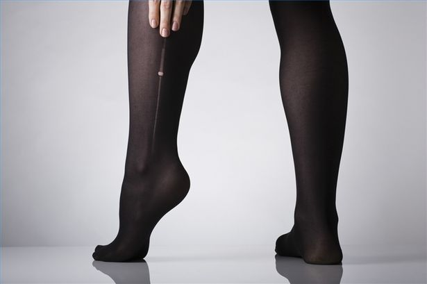 Quick Fix for Your Torn Pantyhose