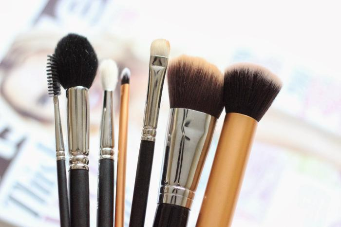 6 Must-have Makeup Brushes