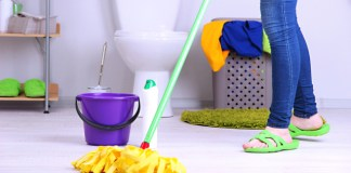 4 Bathroom Cleaning Mistakes