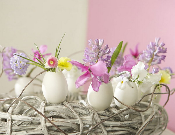 15 Unique ways to decorate Easter eggs