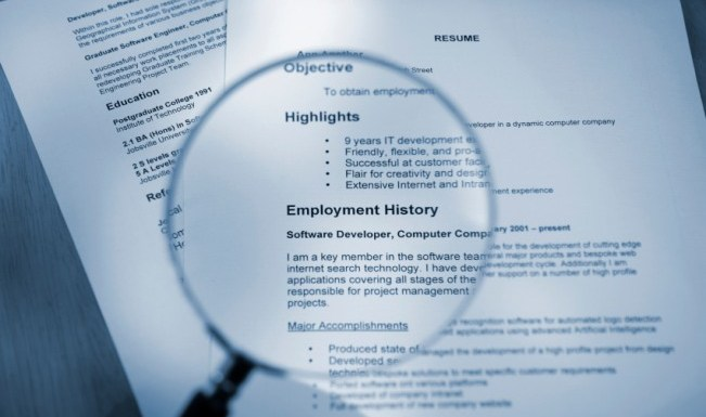 Mistakes in your resume that won't impress