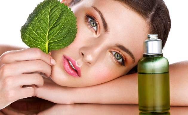 International beauty products with native ingredients